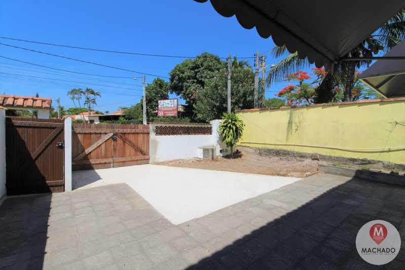 6 - Quintal Frente - CASA À VENDA EM ARARUAMA - IGUABINHA - CI-0310 - 7