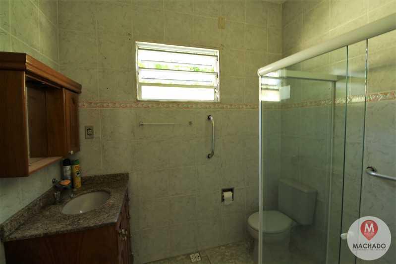 15 - Banheiro Social - CASA À VENDA EM ARARUAMA - IGUABINHA - CI-0310 - 16