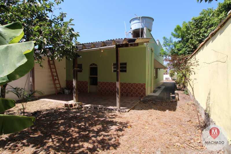 18 - Fachada Fundos - CASA À VENDA EM ARARUAMA - IGUABINHA - CI-0310 - 19