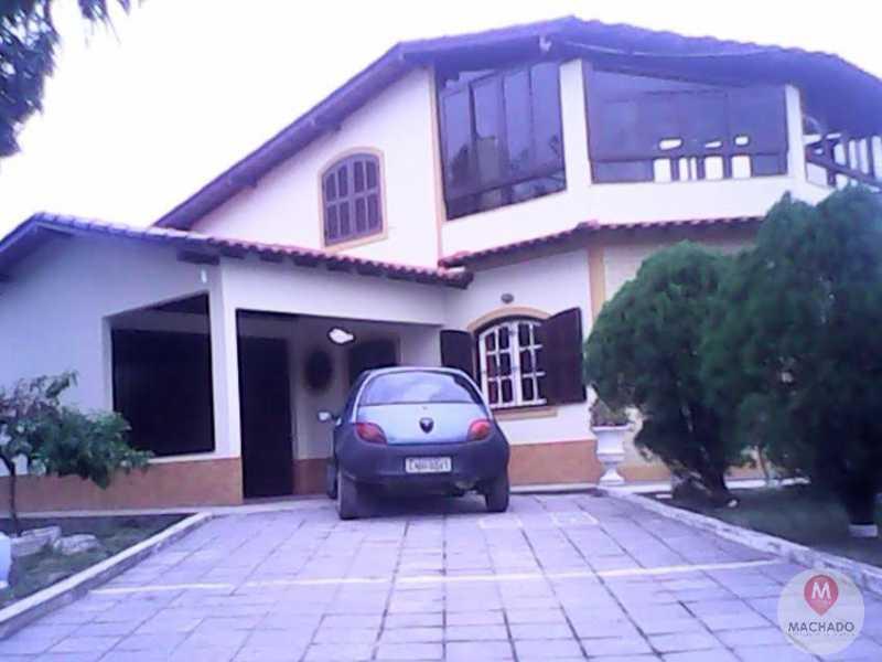 1 - Fachada - CASA À VENDA EM ARARUAMA - PARATY - CI-0085 - 1