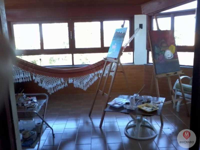 10 - Salão - CASA À VENDA EM ARARUAMA - PARATY - CI-0085 - 11