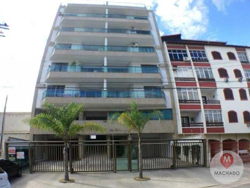 1 - Fachada - APARTAMENTO À VENDA EM ARARUAMA - PARQUE HOTEL - AP-0028 - 1