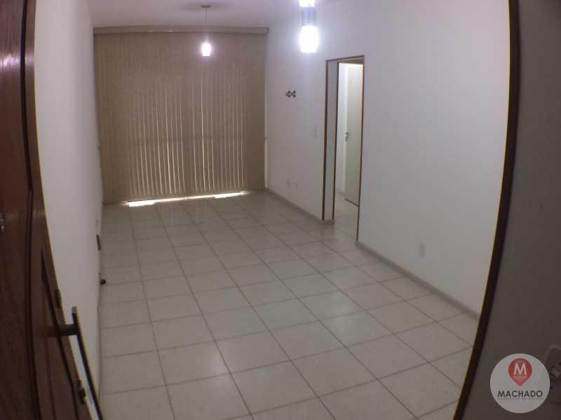5 - Sala - APARTAMENTO À VENDA EM ARARUAMA - PARQUE HOTEL - AP-0028 - 6