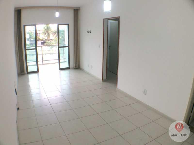 6 - Sala - APARTAMENTO À VENDA EM ARARUAMA - PARQUE HOTEL - AP-0028 - 7