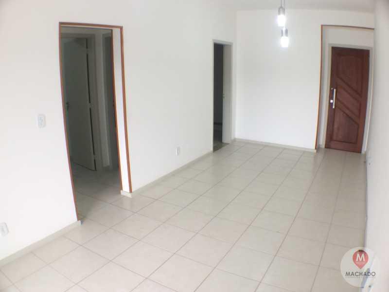 7 - Sala - APARTAMENTO À VENDA EM ARARUAMA - PARQUE HOTEL - AP-0028 - 8