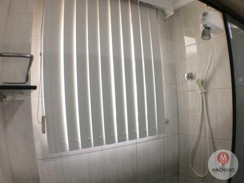 16 - Banho Social - APARTAMENTO À VENDA EM ARARUAMA - PARQUE HOTEL - AP-0028 - 17