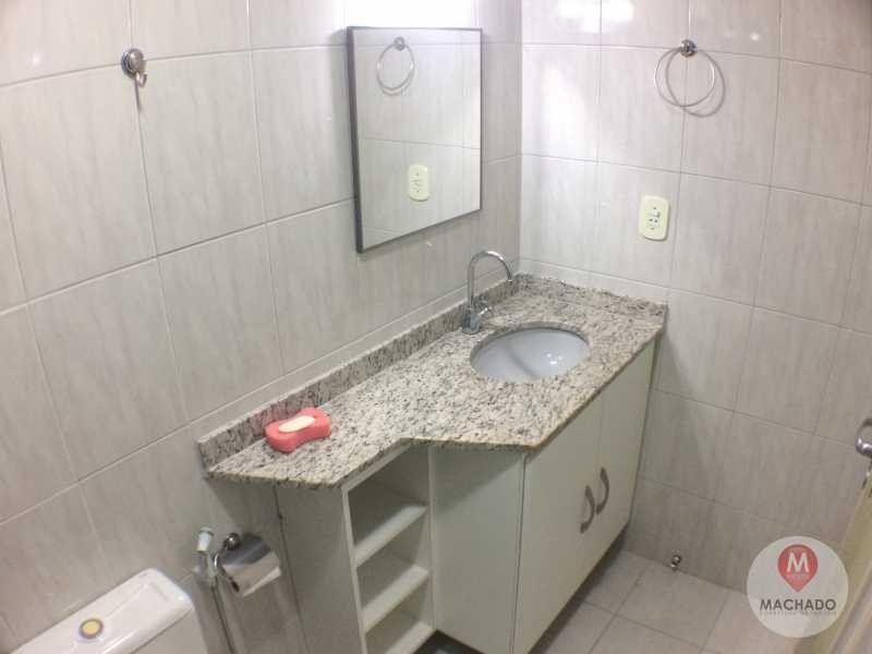 15 - Banho Social - APARTAMENTO À VENDA EM ARARUAMA - PARQUE HOTEL - AP-0028 - 16