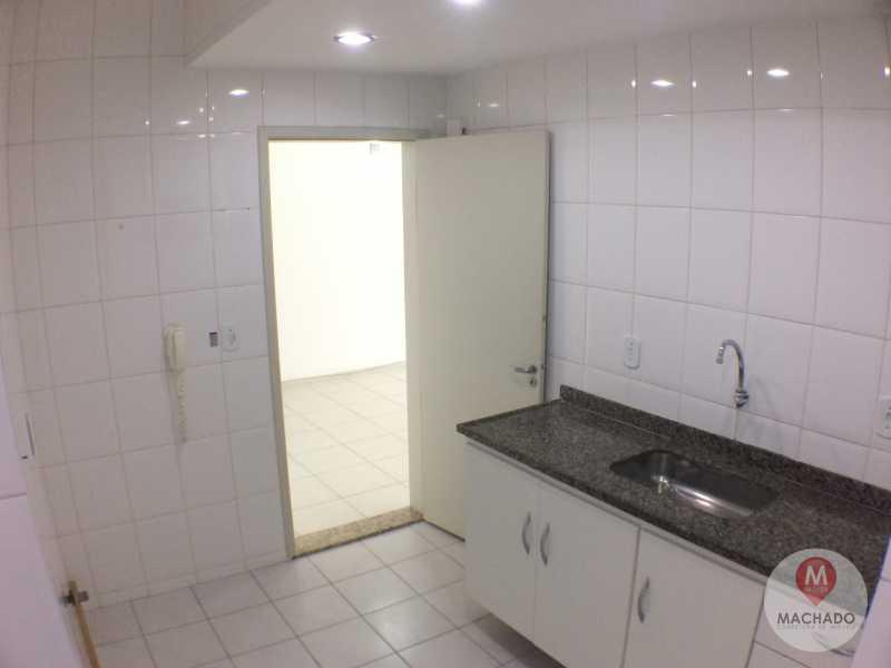 18 - Cozinha - APARTAMENTO À VENDA EM ARARUAMA - PARQUE HOTEL - AP-0028 - 19