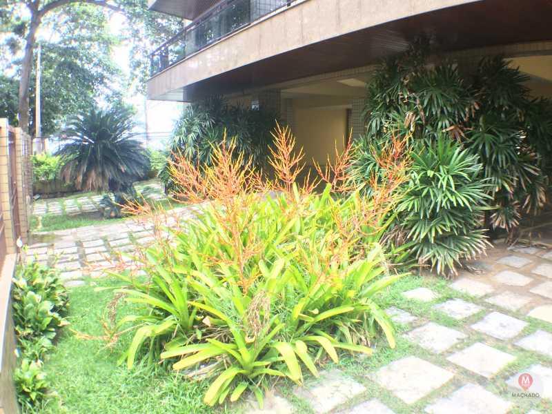 2 - Jardim - APARTAMENTO À VENDA EM ARARUAMA - IGUABINHA - AP-0033 - 4