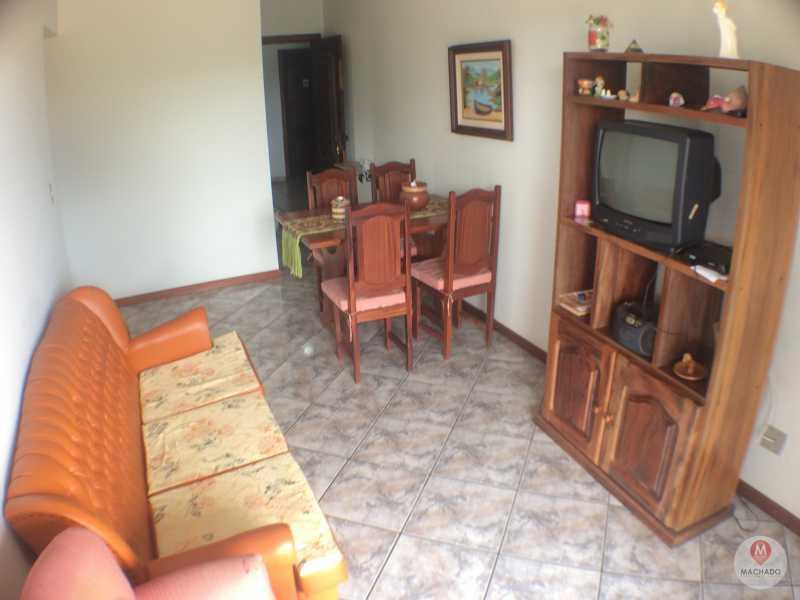 3 - Sala - APARTAMENTO À VENDA EM ARARUAMA - IGUABINHA - AP-0033 - 5