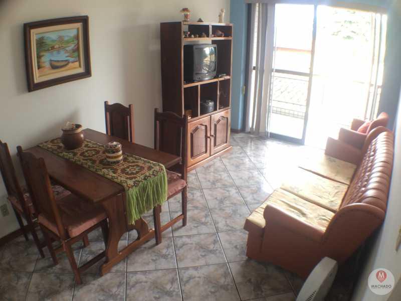 6 - Sala - APARTAMENTO À VENDA EM ARARUAMA - IGUABINHA - AP-0033 - 8