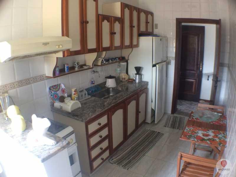 12 - Cozinha - APARTAMENTO À VENDA EM ARARUAMA - IGUABINHA - AP-0033 - 14
