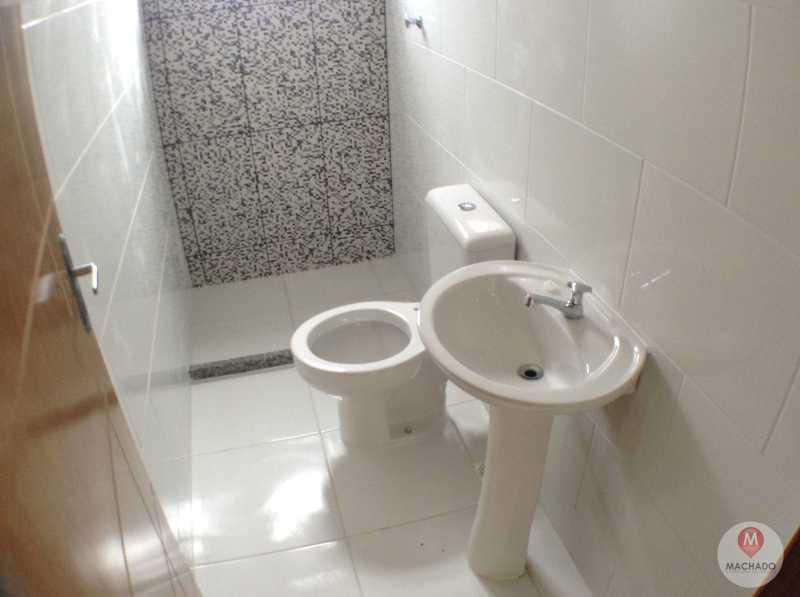 7 - Banheiro - APARTAMENTO À VENDA EM ARARUAMA - IGUABINHA - AP-0044 - 8