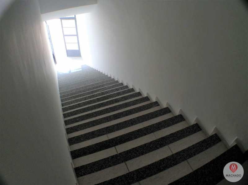 11 - Escada Prédio - APARTAMENTO À VENDA EM ARARUAMA - IGUABINHA - AP-0045 - 12