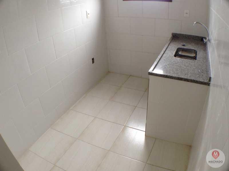 8 - Cozinha - APARTAMENTO À VENDA EM ARARUAMA - IGUABINHA - AP-0045 - 9