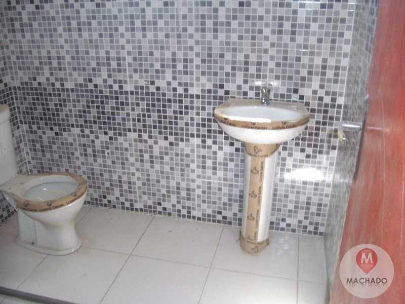 10 - Banho Social - CASA EM CONDOMÍNIO À VENDA - CD-0002 - 11