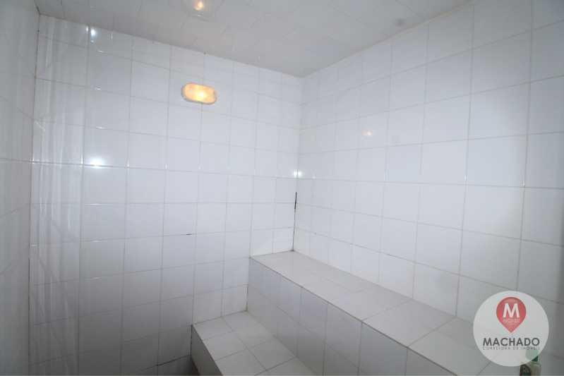 sauna - CASA EM CONDOMÍNIO À VENDA - CD-0012 - 25