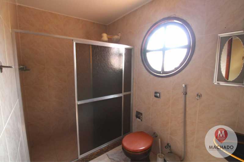banheiro social no 2º pav. - CASA EM CONDOMÍNIO À VENDA - CD-0012 - 21