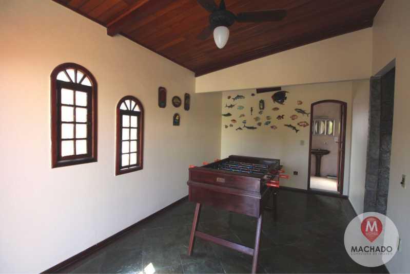 sala de jogo - CASA EM CONDOMÍNIO À VENDA - CD-0012 - 20