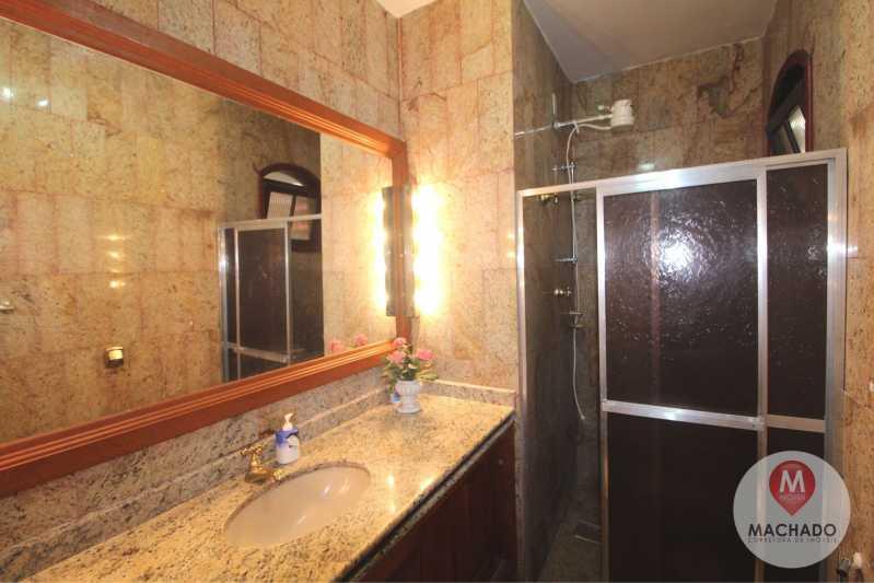 banheiro suíte - CASA EM CONDOMÍNIO À VENDA - CD-0012 - 8