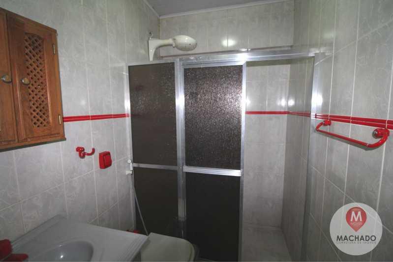 banheiro social no 1º pav. - CASA EM CONDOMÍNIO À VENDA - CD-0012 - 13