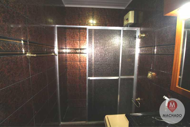 banheiro social no 1º pav. - CASA EM CONDOMÍNIO À VENDA - CD-0012 - 14