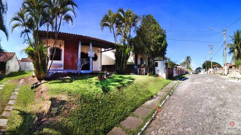 2 - Fachada - CASA EM CONDOMÍNIO À VENDA - CD-0017 - 3