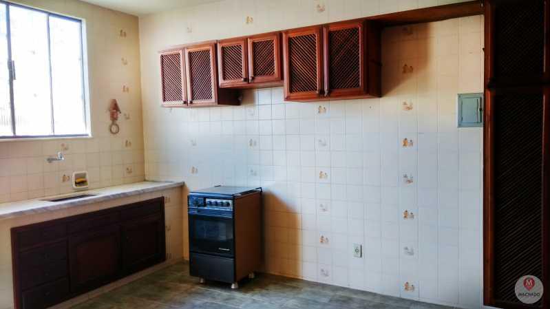 7 - Cozinha - CASA EM CONDOMÍNIO À VENDA - CD-0017 - 8
