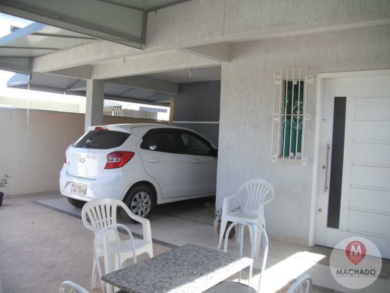 3 - Garagem/ Varanda - CASA EM CONDOMÍNIO À VENDA - CD-0023 - 4