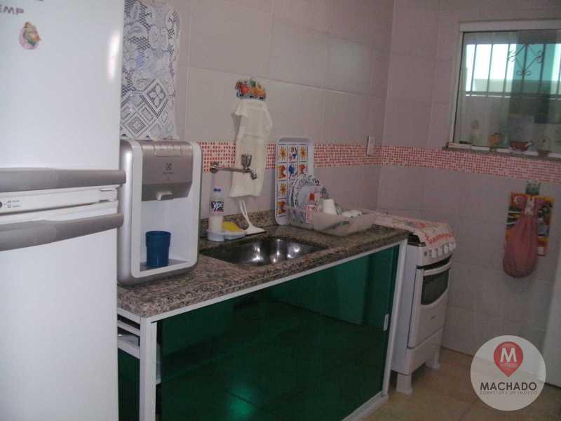 8 - Cozinha - CASA EM CONDOMÍNIO À VENDA - CD-0023 - 9