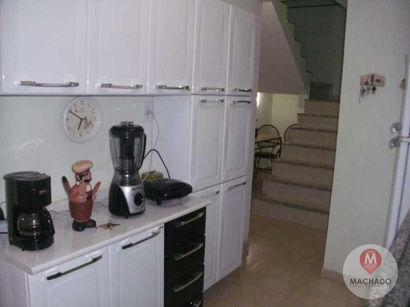 9 - Cozinha - CASA EM CONDOMÍNIO À VENDA - CD-0023 - 10