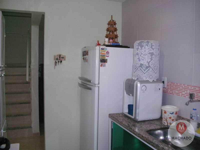 7 - Cozinha - CASA EM CONDOMÍNIO À VENDA - CD-0023 - 8