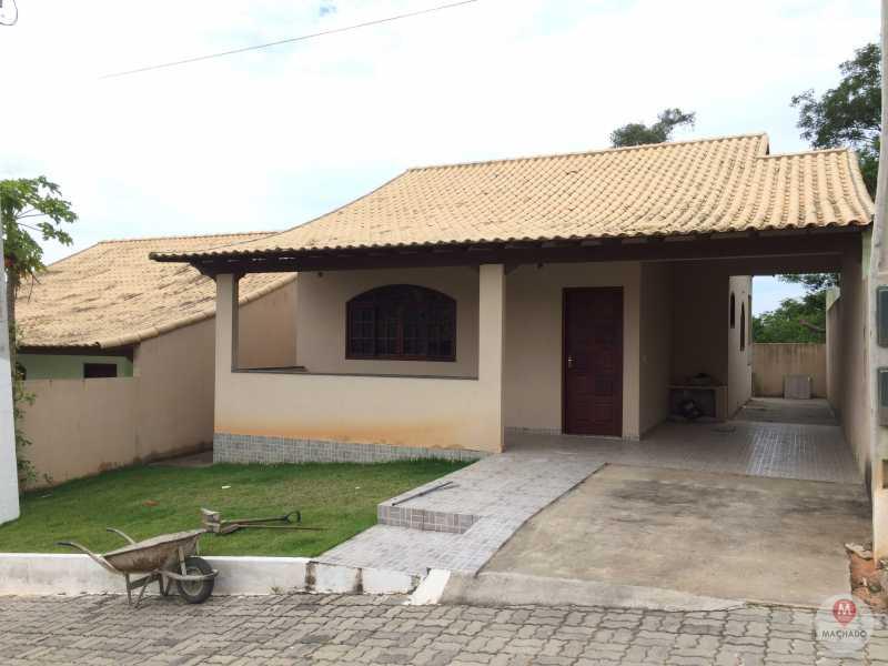 2 - Fachada casa 14 - CASA EM CONDOMÍNIO À VENDA - CD-0030 - 3
