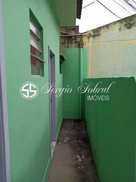 WhatsApp Image 2020-11-06 at 1 - Casa de Vila para alugar Rua Jurubaiba,Honório Gurgel, Rio de Janeiro - R$ 512 - SSCV10005 - 3