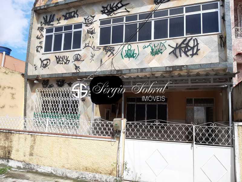 20201208_140955 - Casa de Vila à venda Avenida Marechal Fontenelle,Magalhães Bastos, Rio de Janeiro - R$ 360.000 - SSCV30003 - 1