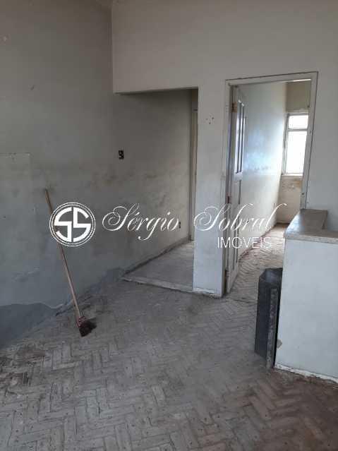 20201208_141958 - Casa de Vila à venda Avenida Marechal Fontenelle,Magalhães Bastos, Rio de Janeiro - R$ 360.000 - SSCV30003 - 23