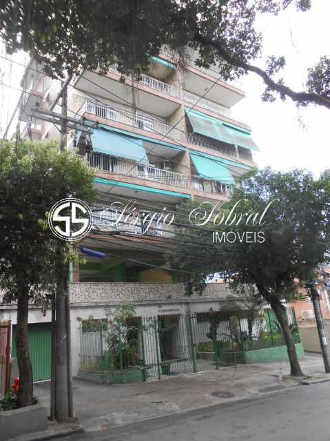 DSCN0738 - Apartamento para alugar Rua Florianópolis,Praça Seca, Rio de Janeiro - R$ 912 - SSAP20041 - 1