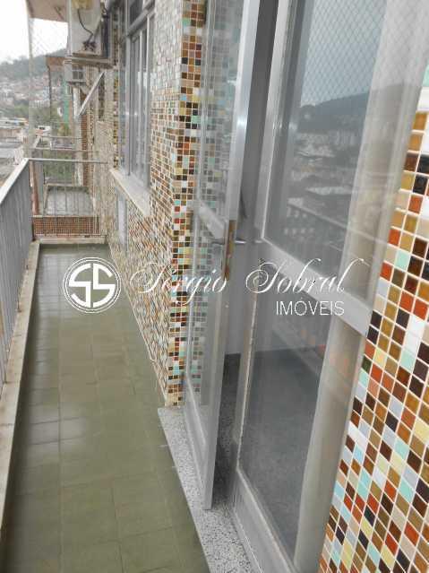 DSCN0719 - Apartamento para alugar Rua Florianópolis,Praça Seca, Rio de Janeiro - R$ 912 - SSAP20041 - 7