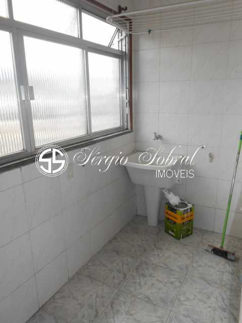 DSCN0733 - Apartamento para alugar Rua Florianópolis,Praça Seca, Rio de Janeiro - R$ 912 - SSAP20041 - 23