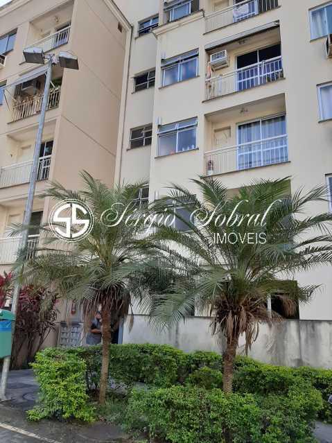 20201221_161020 - Apartamento 2 quartos para alugar Praça Seca, Rio de Janeiro - R$ 1.012 - SSAP20042 - 1