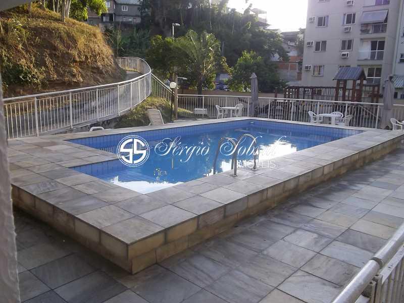 016 - Apartamento 2 quartos para alugar Praça Seca, Rio de Janeiro - R$ 1.012 - SSAP20042 - 20