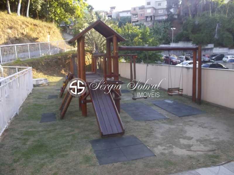 020 - Apartamento 2 quartos para alugar Praça Seca, Rio de Janeiro - R$ 1.012 - SSAP20042 - 22