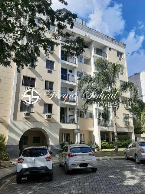 20201126_153458 - Apartamento à venda Estrada Japore,Jardim Sulacap, Rio de Janeiro - R$ 350.000 - SSAP30027 - 1
