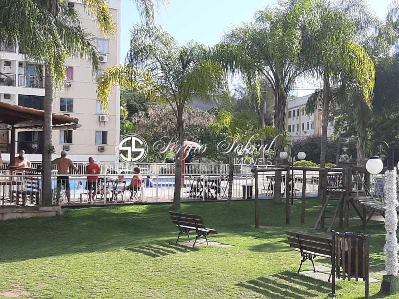 20201126_155249 - Apartamento à venda Estrada Japore,Jardim Sulacap, Rio de Janeiro - R$ 350.000 - SSAP30027 - 3