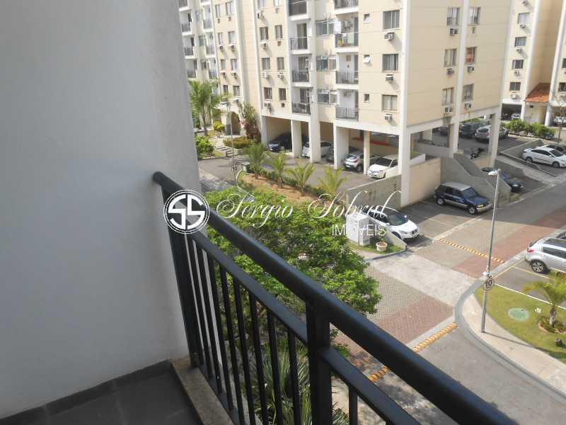 DSCN2096 - Apartamento à venda Estrada Japore,Jardim Sulacap, Rio de Janeiro - R$ 350.000 - SSAP30027 - 11