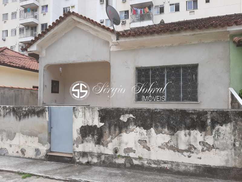 20210122_114815 - Casa de Vila à venda Rua Florianópolis - De 1201/1202 A 1610/1611,Praça Seca, Rio de Janeiro - R$ 200.000 - SSCV20005 - 1