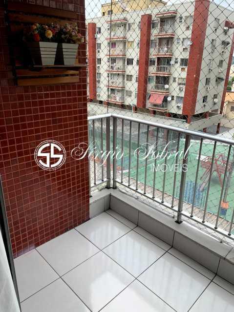 IMG-20210202-WA0026 - Apartamento à venda Rua Cândido Benício,Praça Seca, Rio de Janeiro - R$ 270.000 - SSAP20046 - 7