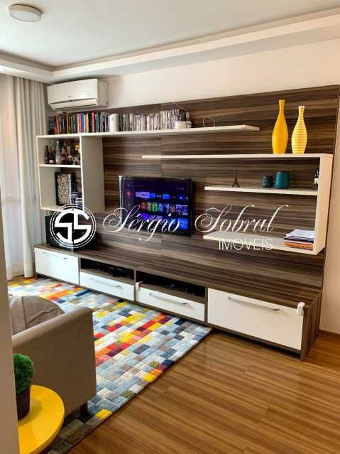 IMG-20210202-WA0030 - Apartamento à venda Rua Cândido Benício,Praça Seca, Rio de Janeiro - R$ 270.000 - SSAP20046 - 3