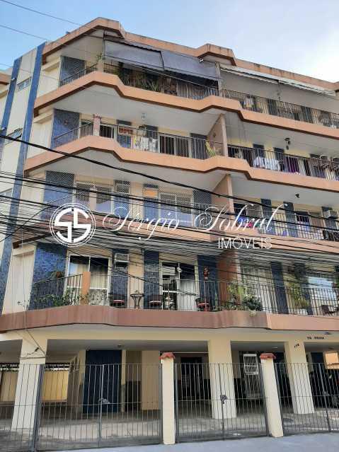 20210304_155503 - Apartamento para alugar Rua da Divina Misericórdia,Vila Valqueire, Rio de Janeiro - R$ 1.562 - SSAP20049 - 1