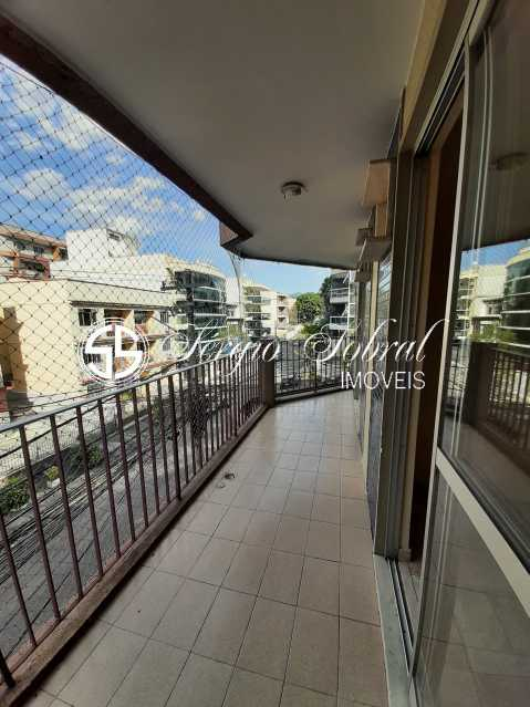 20210304_155833 - Apartamento para alugar Rua da Divina Misericórdia,Vila Valqueire, Rio de Janeiro - R$ 1.562 - SSAP20049 - 3
